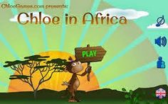 COMPARTENDOS: JUEGO DIDÁCTICO (DE 2 A 6 AÑOS) CHLOE EN AFRICA Funny Games For Kids, Chloe, Africa, Presents, Movie Posters, Movies, Short Stories, Fun Games For Kids, Gifts