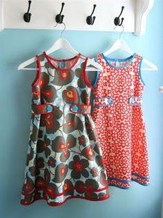 Dresses for the girls... LOVE THEM!