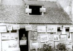 Marguerite BAUDOUIN - Artiste peintre Plougasnou 29 Finistère