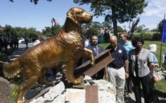 9/11 Rescue Dog Memorial at Eagle Rock Reservation Saying thanks to the 350 rescue dogs who responded to 9/11 (PHOTOS) | NJ.com