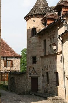 Curemonte ~ Limousin
