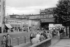 Berlin-Mitte, Friedrichstraße, 1960  Historische Ansichtskarte © Gebr. Garloff KG., Magdeburg