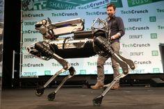 Dear SoftBank, please let Boston Dynamics be Boston Dynamics – TechCrunch
