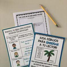 Spanish Writing Workshop Curriculum Bundle For First Grade