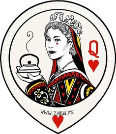tea with the queen of hearts