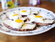Putinkiblogin munareseptit, osa 2: Rikottuja munia | TS Ruoka - Poached Eggs