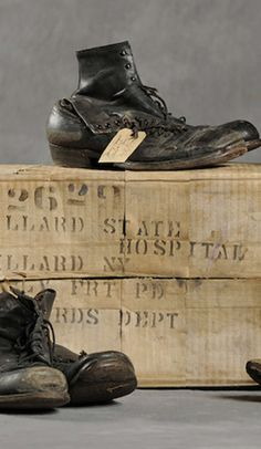 The discovery of the 400 suitcases in an attic has provided a fascinating look into the lives of the committed. Museum of Disability History Buffalo, NY