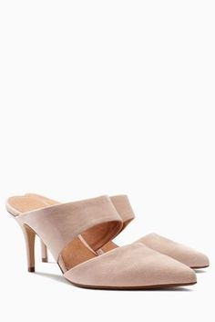 Buy Leather Forever Comfort Pointed Mules online today at Next: New Zealand
