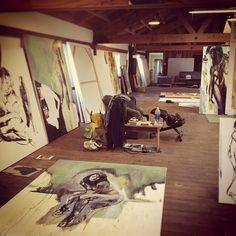 Jason Shawn Alexander Studio