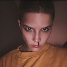 sHE LOOKS SO MUCH LIKE ELEVEN IM SCREaMING