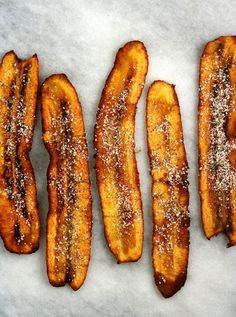 My Daily Morsel | Fried Plantain Chips | http://www.mydailymorsel.com