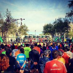 Running day, La Cursa del Corte Inglès @ Barcelona
