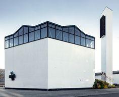 post-war churches