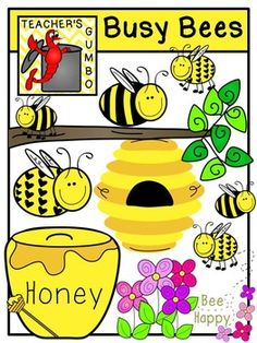 1000+ images about Bee stuff for Music Class on Pinterest ...