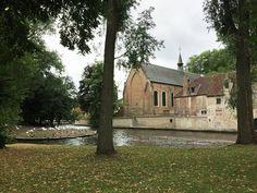 Love lake, Bruges