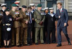 Prince Harry Photos: London Poppy Day