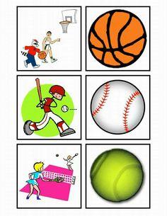 bigger or smaller sports balls prek k sports pinterest worksheets big and creative. Black Bedroom Furniture Sets. Home Design Ideas
