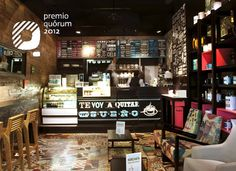 Cielito Querido Café, Store Interior