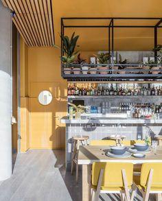Versatile neighbourhood restaurant serves up plenty of social space as a side to its impressive menu...