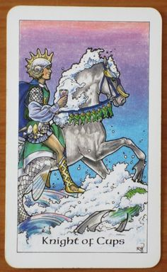 knight of cups 2