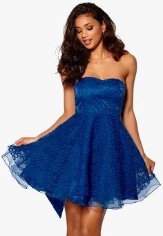 Model Behaviour Cecilie Dress Cobalt Blue