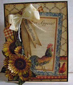 May Shabby Cards by Rene