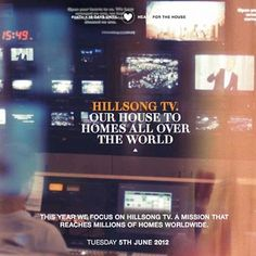 Hillsong TV: Our home to homes all over the world.