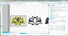 comment vectoriser Scan N Cut, Silhouette Portrait, Creations, Cricut, Images, Crafts, Diy, Inspiration, Silhouette Projects