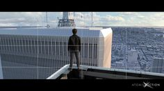 Extremely proud to have contributed to the stunning visual effects of #TheWalk, alongside #AtomicFiction and #UPP. Check out this spectacular breakdown: https://vimeo.com/147657847
