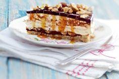 Erdnusscreme-Cheesecake mit Schoko und Karamell Rezepthttp://www.lecker.de/rezept/3071887/Erdnusscreme-Cheesecake-mit-Schoko-und-Karamell.html