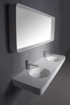 De Jong Sanitair en Tegelspecialist presenteert een toonaangevende collectie in betaalbaar Design Sanitair in de vorm van Solid Surface.