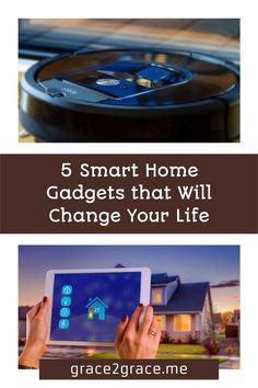 5 Smart Home Gadgets that Will Change Your Life Home Gadgets, New Gadgets, Smart Home Technology, Home Activities, Lifestyle Group, Water Conservation, Simple House, Miraculous, You Changed