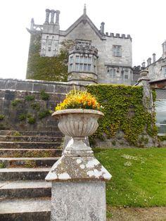 Adare Manor, Ireland Irish Sayings, Irish Quotes, Adare Manor, Fountain, Ireland, Prayers, Castle, Villa, English