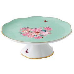 Royal Albert - Miranda Kerr Small Cake Plate | Peter's of Kensington