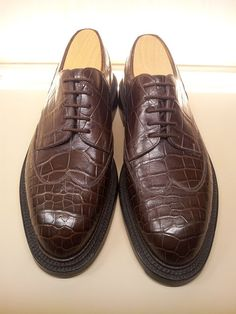 J.M. Weston triple sole