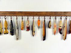 Lure decor rack
