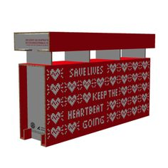 Balie Bok in larger size, custom-made Karton Design, Paper Board, Larger, Hands, Storage, Furniture, Home Decor, Purse Storage, Decoration Home