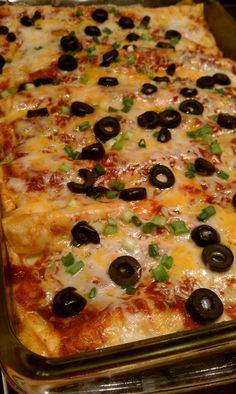 Easy Cheesy Enchilad