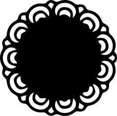 The Craft Chop shares SVG files, digital papers, tutorials and resources. Silhouette Cameo Projects, Silhouette Design, Silhouette Cameo Files, Cut Image, Silhouette Portrait, Svg Cuts, Doilies, Cricut Design, Cricut Vinyl