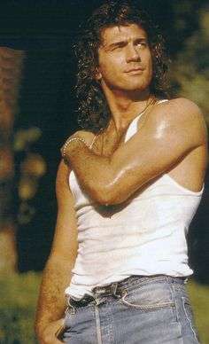 Joe Lando. After 20 years he still gives me hearttrobs as Sully in Medicine woman. <3