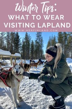 Are you preparing for a trip to magical Lapland, Finland? Or are you visiting somewhere with freezing temperatures? My Lapland packing list will prepare you for harsh winters wherever you are! #finland #finlandwinter Travel Guides, Travel Tips, Lapland Finland, Give Directions, Winter Hacks, New City, What To Pack, Wonders Of The World, Traveling By Yourself