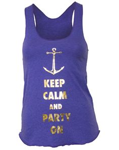 """The first """"keep calm"""" slogan I've seen and loved."""