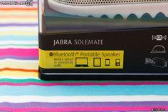 行動影音 - Jabra SOLEMATE NFC 藍牙喇叭 隨身音樂伴侶 - 影音 - Mobile01