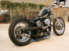 Sportster - with very clean lines
