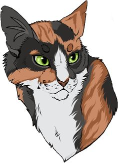 Tawnypelt by Spirit-Of-Alaska.deviantart.com on @DeviantArt