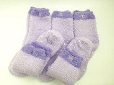 5 Packs Women's Soft NonSkid Sleep Socks For Seniors Made in Korea #Silvershand