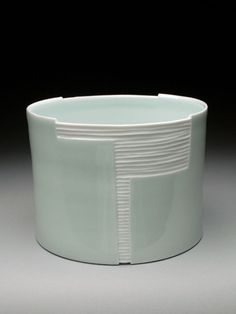 Bryan Hopkins Porcelain, Ceramics at MudFire Gallery Atlanta