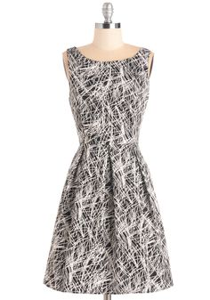 Paradise to Meet You Dress in Doodle