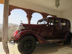 Wintage Car at Fatehgarh