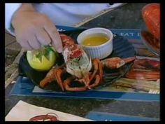 Nova Scotia Seafood: Lobster and Planked Salmon  #NovaScotia #tourism #travel